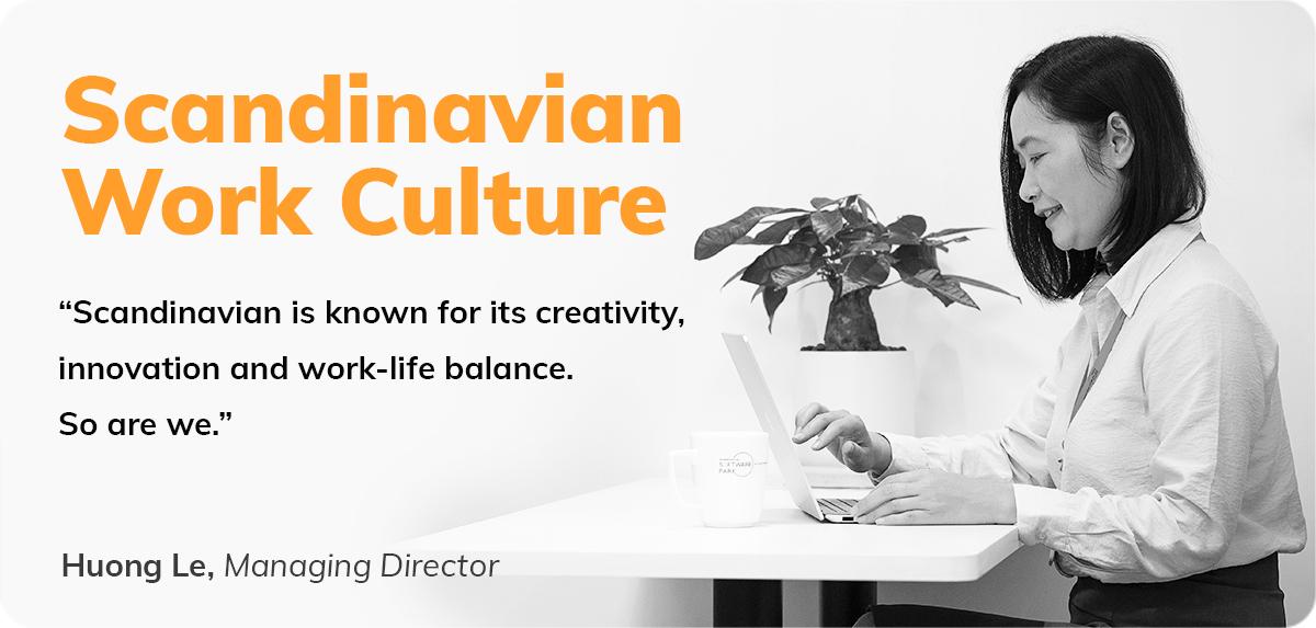 Scandinavian Work Culture